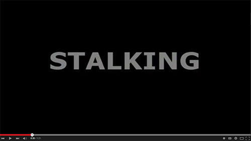 Seven Mini Documentaries on Stalking